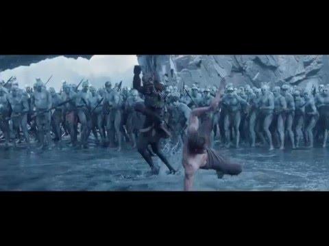 Тарзан. Легенда (2016) смотреть онлайн в хорошем качестве