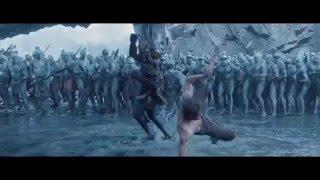 Фильм Тарзан - 2016 трейлер онлайн
