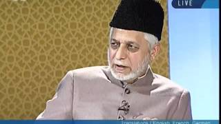What was the claim of Hadhrat Mirza Ghulam Ahmad (as)-persented by khalid Qadiani.flv