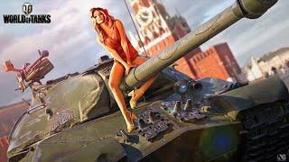 World of Tanks LIVE - T-44 \u0026 T-54 \u0026 SOVIET TANKS GAMEPLAY ! -EP.245!
