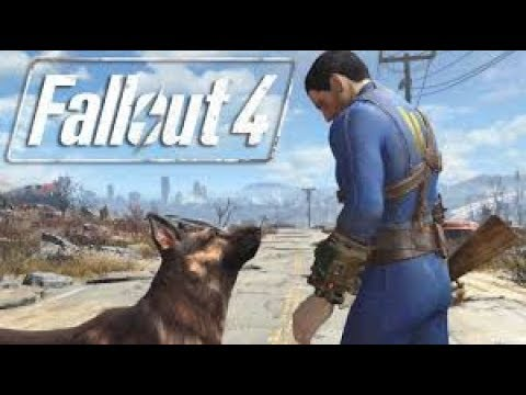 Fallout 4 Map Exploration Live Stream!!!!