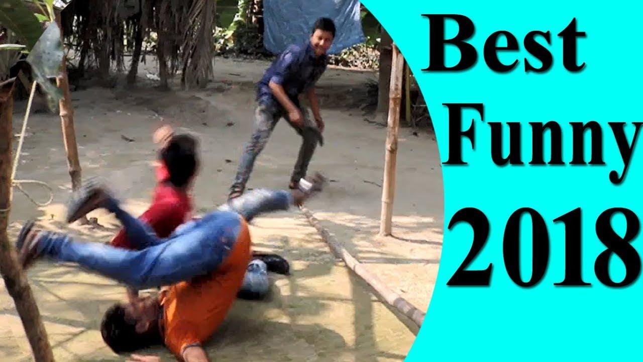 Funny Fails Compilation 2018 | Funny Video | Bangla Funny ... Funny Videos 2018