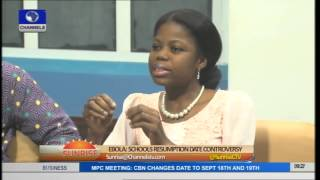 Ebola: Tension, Disagreement Trail September 22 Resumption Date Pt. 1