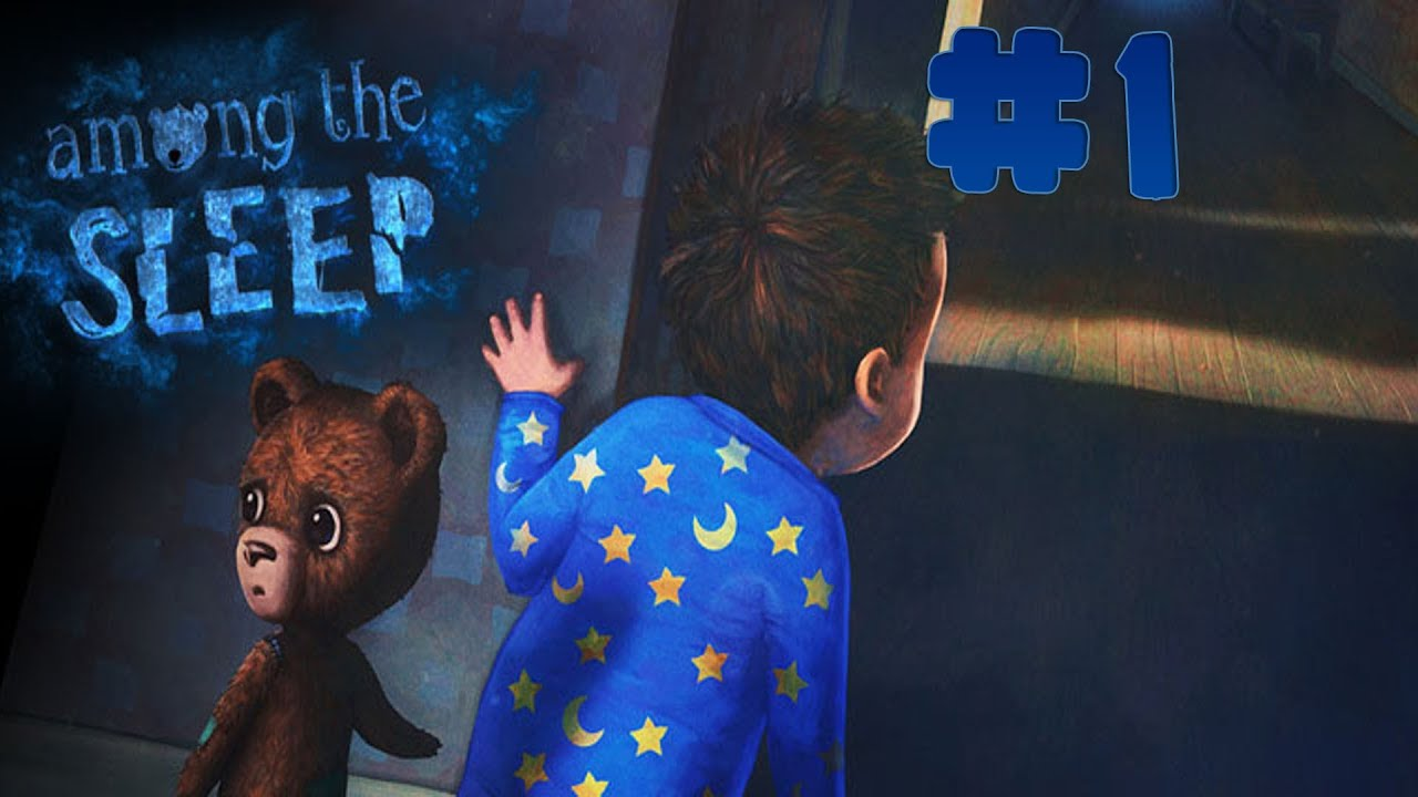 Wallpaper For Iphone X Live Among The Sleep Walkthrough Part 1 Pc Hd Youtube