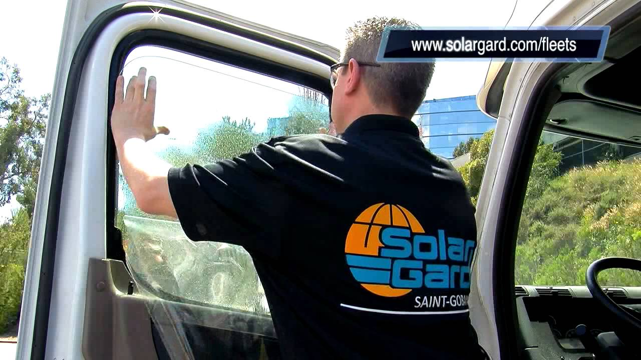 Solar Gard 174 Ultragard Uv Window Film Youtube