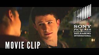 goosebumps movie ferris wheel clip starring jack black at cinemas february 5