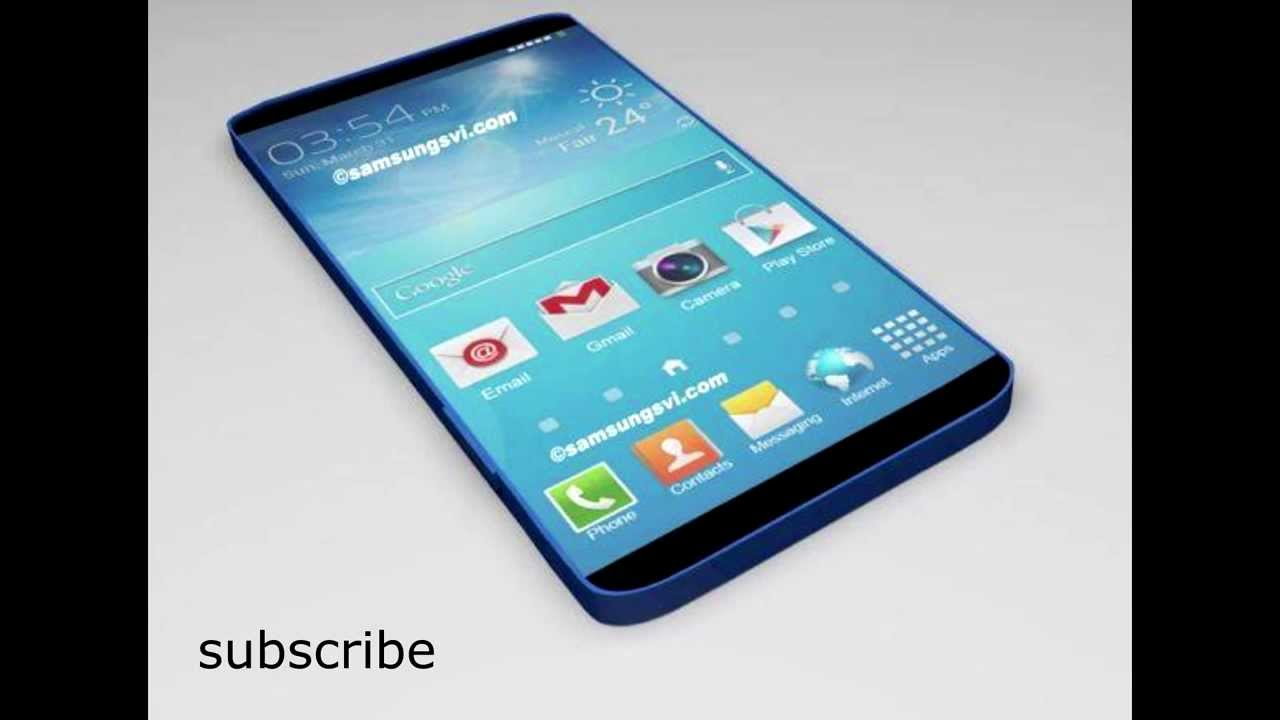 Samsung Galaxy Note 4 Concept