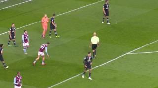 Highlights: Aston Villa 2 Blackburn Rovers 1