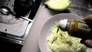 Simple Japanese Salad