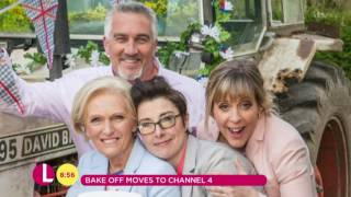 John Whaite Reacts To Bake Off Moving To Channel 4  Lorraine