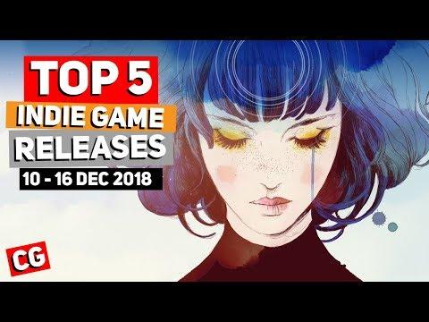 Top 5 Best Indie Game New Releases: 10 -16 Dec 2018 (Upcoming Indie Games) Mp3
