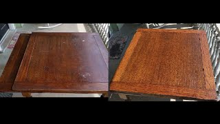 Diy: Refinish A Table Low Key