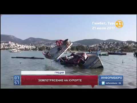 История разрушительных землетрясений в Турции - Стихия