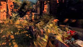 Black Ops: Annihilation - Shangri-La Zombies: Big Head-shots Gameplay