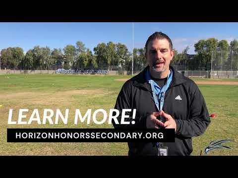 Horizon Honors Secondary School Campus Tour