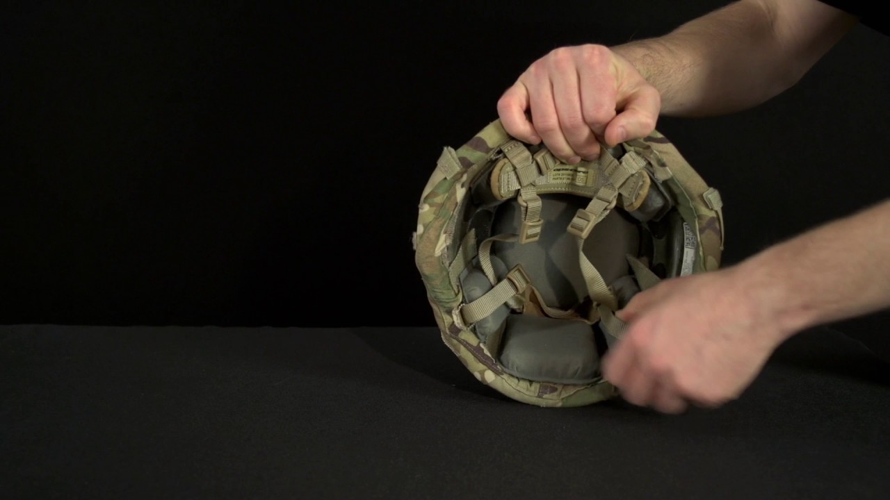 Configuring the Enhanced Combat Helmet with a PVS-7 or a PVS-14 Night  Vision Device