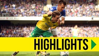 HIGHLIGHTS: Ipswich Town 0-1 Norwich City