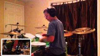 Tyler Briggs - Texas in July - Sweetest poison - drum cover