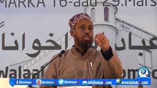 Sababaha Fidnada Sh Ahmed Mahamud Sh A  Yare