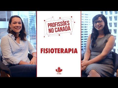 PROFISSÕES NO CANADÁ: FISIOTERAPIA