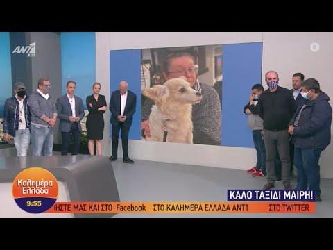 EviaZoom.gr: Θρηνεί το «Καλημέρα Ελλάδα»: Σκοτώθηκε σε τροχαίο η εικονολήπτρια της εκπομπής