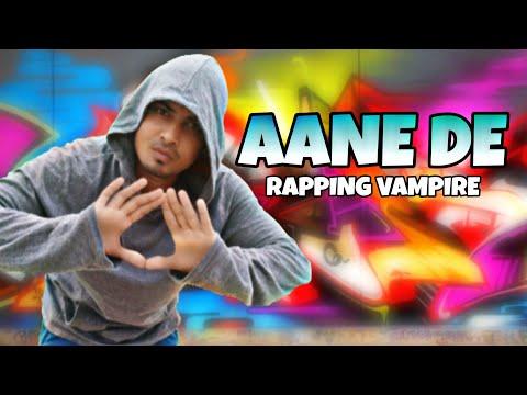 AANE DE | RAPPING VAMPIRE |Naezy cover