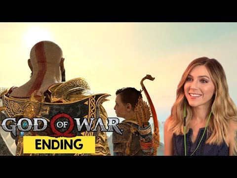 We Did It | Ending | God of War Pt. 15 | Marz Plays
