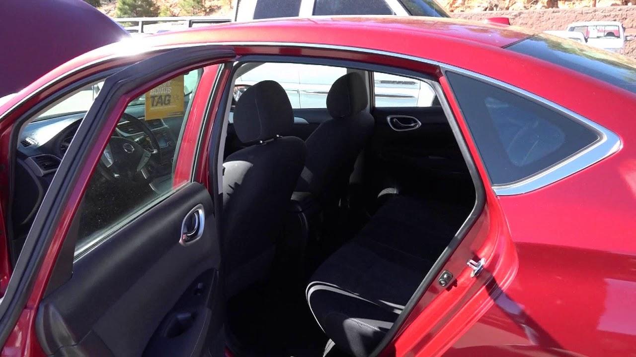 2015 Nissan Sentra Sv Sedan For Sale Horne Motors Youtube