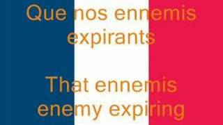 La Marseillaise, French National Anthem (Fr/En) thumbnail