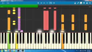 I LOVE U ALWAYS FOREVER_(713670)[Synthesia piano tutorial]