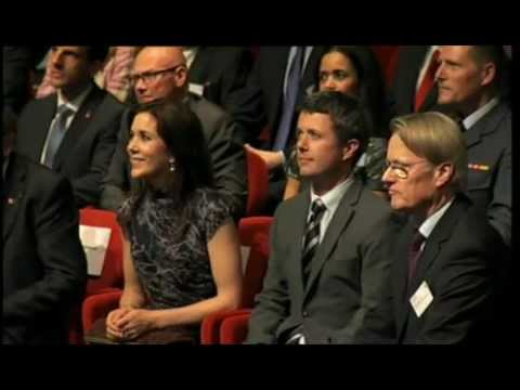 Highlights of the 2012 European Inventor Award Ceremony