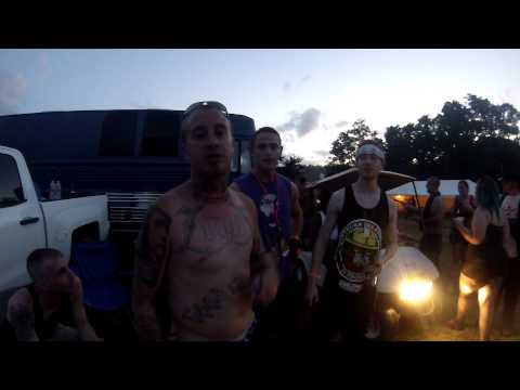 Lil wyte interview at The Gathering 13''