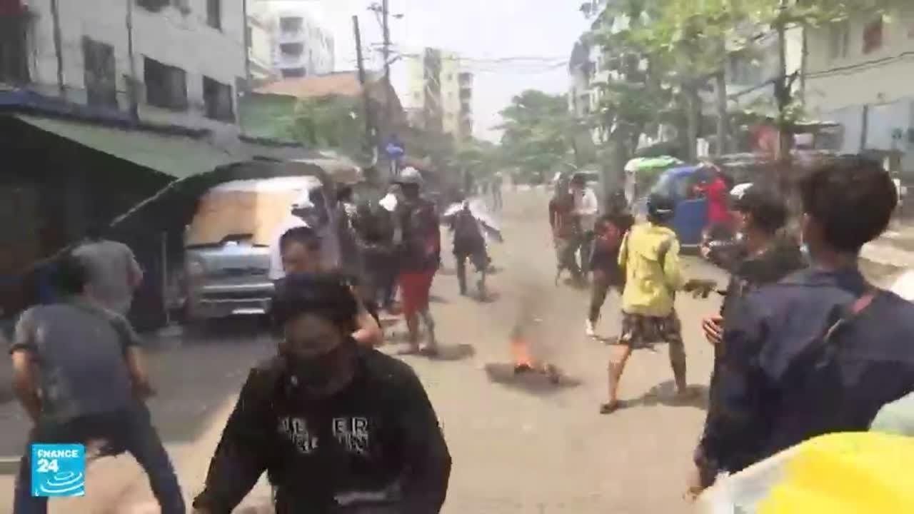 الأمم المتحدة تحذر من أن تصاعد العنف في بورما يشكل -كارثة للحقوق الإنسانية-  - 18:55-2021 / 6 / 11