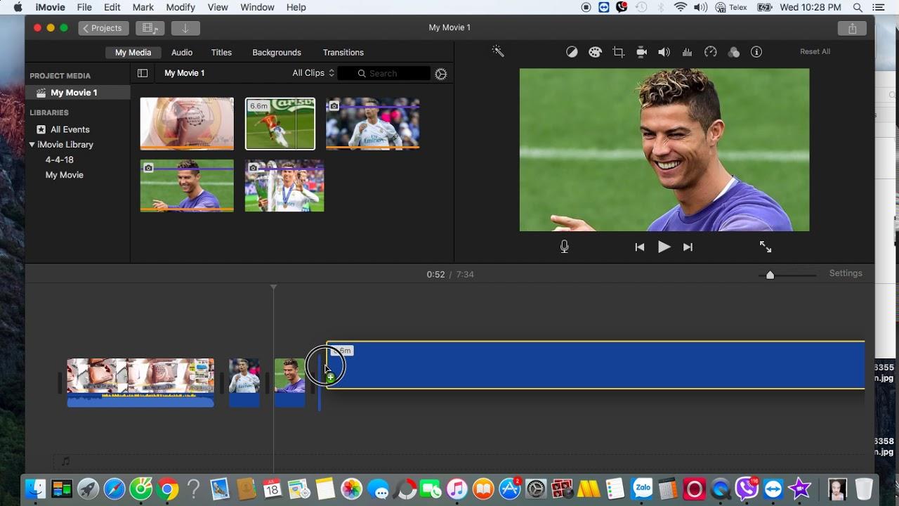 [Jackcy Tân Trainer] Hướng Dẫn Làm Video Marketing trên MAC OS