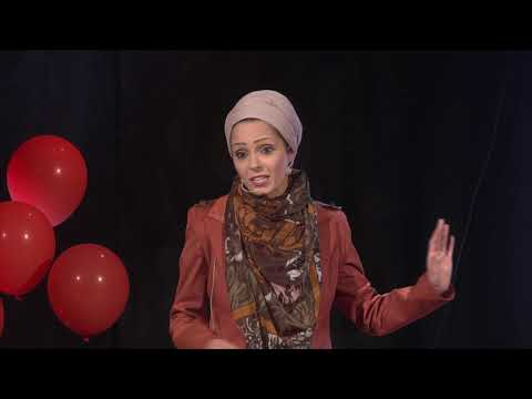 Define your own Identity | Iman Hassouneh | TEDxAlQudsUniversity