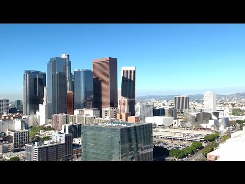 Let's Visit the Observation Deck at Los Angeles City Hall