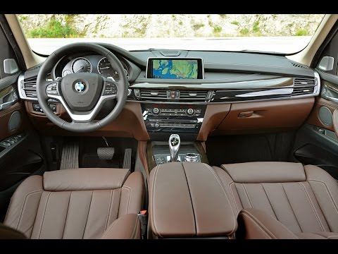 BMW X5 Interior - Awesome