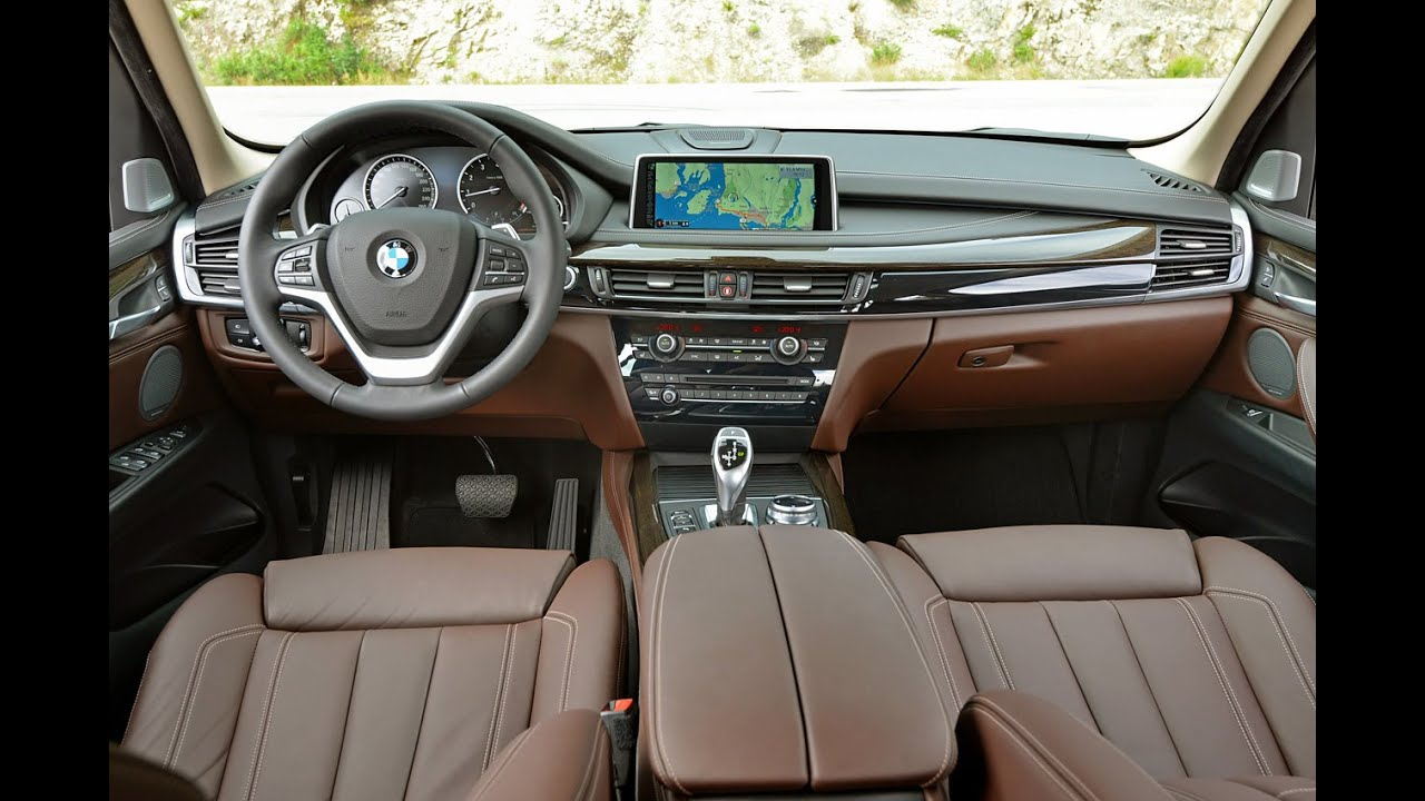 Bmw Generation X5 Next 2014 Interior