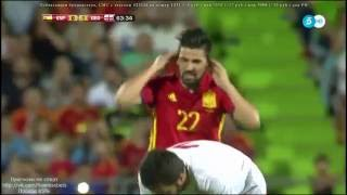 Spain vs Georgia 0-1 GOAL HIGHLIGHTS