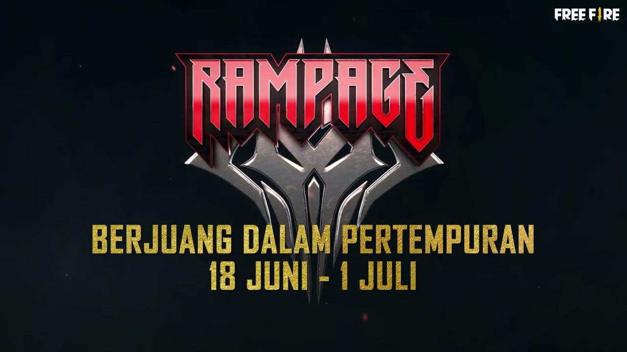 Kenalan dengan Event baru, Rampage New Dawn!