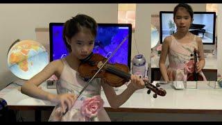 How I Practice Violin - Movie Song Hallelujah, The Shrek  Hallelujah for Violin