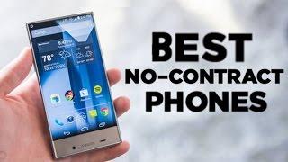 Top 5: Best No-Contract Phones (2015)