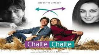 chalta chalta full movie fact & review   Shah Rukh Khan   Rani Mukerji