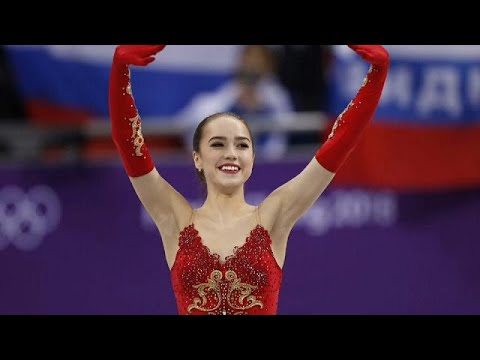 Zagitova wins first gold for Olympic Athletes from Russia