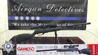 """Gamo Hornet Maxxim IGT CAT .177 Air Rifle """"Complete Review"""" by Airgun Detectives"""