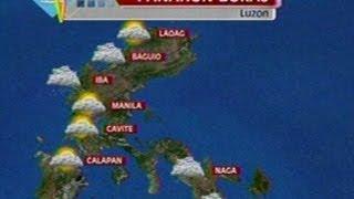 24 Oras:  Habagat, magpapaulan sa ilang bahagi ng bansa