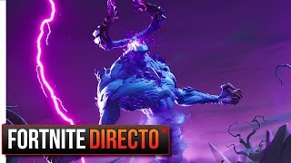 🔴 SORTEANDING PAIN TRAIN TO 106! Direct Fortnite Save the World
