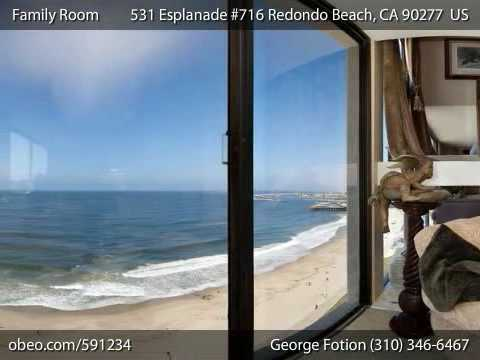 Ocean Front Luxury Condo Redondo Beach