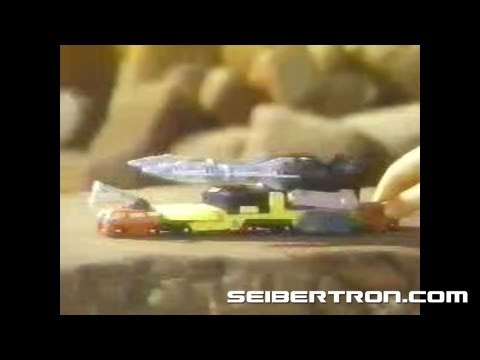 Transformers G1 Micromasters Combiners and Combiner Transports commercial