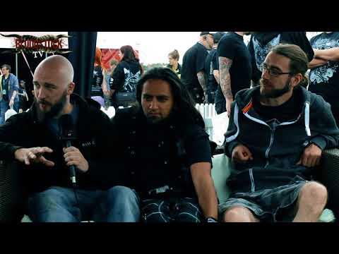 Ramage Inc Interview - Bloodstock TV 2017